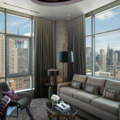Renaissance New York Midtown Hotel 4* Стандартный номер с различными типами кроватей фото 6