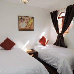 Отель Casa Coyoacan Стандартный номер фото 12