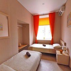 Diva Хостел Стандартный номер с 2 отдельными кроватями (общая ванная комната) фото 5