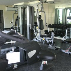 Отель Risa Plus фитнесс-зал фото 2