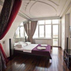 Апарт Отель Лукьяновский Улучшенные апартаменты с различными типами кроватей фото 3