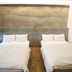 Отель Glur Bangkok Стандартный номер разные типы кроватей (общая ванная комната) фото 19