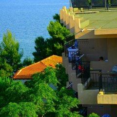 Golden Beach Hotel спортивное сооружение