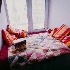 Бугров Хостел Стандартный номер с разными типами кроватей фото 10