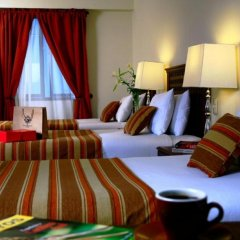 San Agustin El Dorado Hotel 4* Стандартный номер с различными типами кроватей фото 5