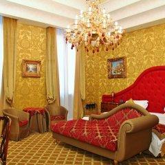 Отель Pesaro Palace 4* Стандартный номер с различными типами кроватей
