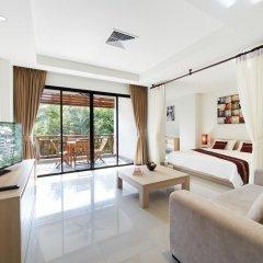 Отель Surin Sabai Condominium II Пхукет комната для гостей фото 4