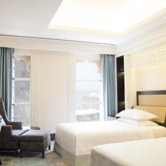 Отель Sheraton Sharjah Beach Resort & Spa 5* Номер Делюкс с различными типами кроватей фото 5