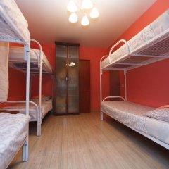 Hostel na Preobrazhenke Tut Zhivut Кровать в мужском общем номере с двухъярусной кроватью фото 3