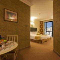 Amman West Hotel 4* Номер категории Эконом с двуспальной кроватью