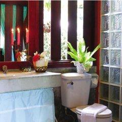 Отель Green View Village Resort 3* Бунгало с различными типами кроватей фото 4