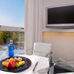 Отель SH Valencia Palace 5* Улучшенный номер с различными типами кроватей фото 2
