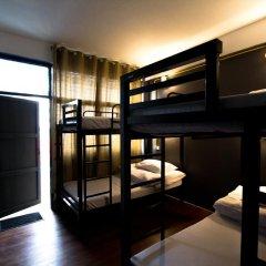 BTS Khaosan Hostel Кровать в общем номере фото 2