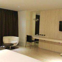 Отель The Heritage Hotels Bangkok 4* Номер Комфорт с различными типами кроватей фото 12