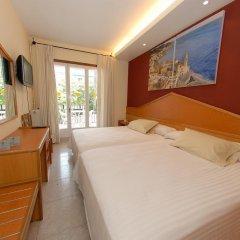 Отель Galeón 3* Стандартный номер с двуспальной кроватью фото 5