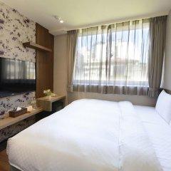 Ximen Hedo Hotel Kangding,Taipei 3* Улучшенный номер с различными типами кроватей фото 3