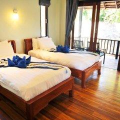 Отель Koh Tao Beach Club 3* Стандартный номер с различными типами кроватей фото 12