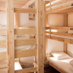 Nest House Lisbon Hostel Кровать в общем номере