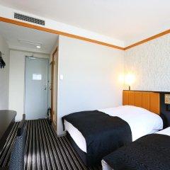 APA Hotel Karuizawa-Ekimae Karuizawaso 3* Стандартный номер с 2 отдельными кроватями фото 4