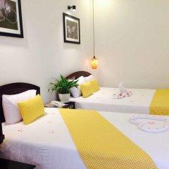 Hai Au Boutique Hotel & Spa 3* Улучшенный номер с двуспальной кроватью фото 3
