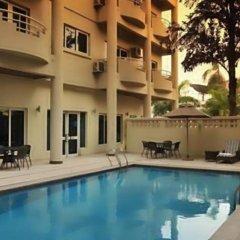 Отель Park Inn by Radisson, Lagos Victoria Island Нигерия, Лагос - отзывы, цены и фото номеров - забронировать отель Park Inn by Radisson, Lagos Victoria Island онлайн бассейн