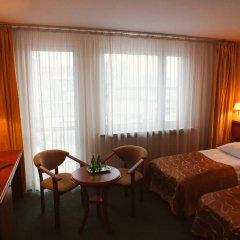 Отель Senator 3* Стандартный номер с различными типами кроватей фото 2