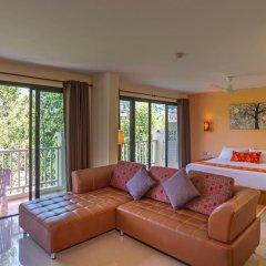 Отель Srisuksant Resort 4* Улучшенный номер с различными типами кроватей