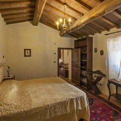 Отель Podere Il Castello Ареццо комната для гостей фото 5