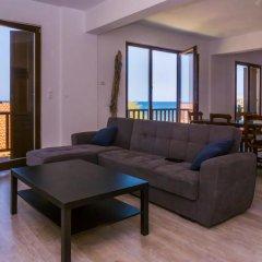 Отель Creta Seafront Residences 2* Апартаменты с различными типами кроватей фото 8