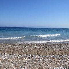 Dionysos Hotel пляж