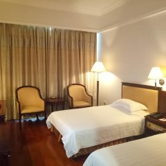 Broadcasting & Television Hotel комната для гостей фото 3