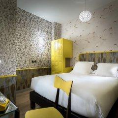 Отель Hôtel Crayon Rouge by Elegancia 4* Номер Singular с различными типами кроватей фото 7