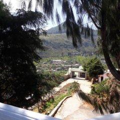 Отель Bezel Bungalow балкон
