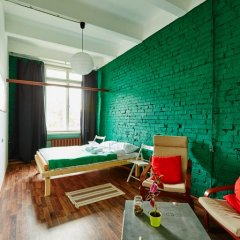 Hostel 5th Floor Стандартный номер с разными типами кроватей фото 6
