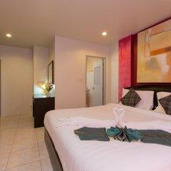 Отель Cool Sea House 2* Апартаменты разные типы кроватей фото 12