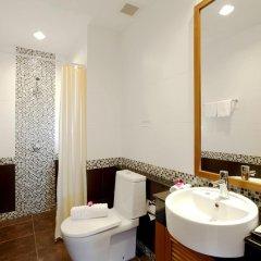 Отель The Park Surin Апартаменты с различными типами кроватей фото 6