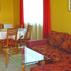 Апартаменты Хермес комната для гостей фото 4