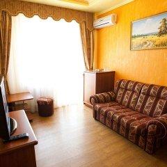 Гостевой Дом Юнона Семейный люкс с двуспальной кроватью фото 9