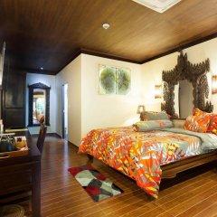 Отель Tropica Bungalow Resort 3* Номер Делюкс с различными типами кроватей фото 17