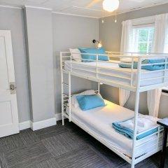 The Wayfaring Buckeye Hostel Кровать в общем номере с двухъярусной кроватью фото 9