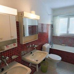 Отель Haus Pramalinis - Mosbacher Швейцария, Давос - отзывы, цены и фото номеров - забронировать отель Haus Pramalinis - Mosbacher онлайн ванная