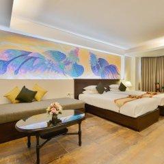 Отель The Grand Sathorn 3* Номер Делюкс с различными типами кроватей фото 7