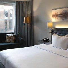 Отель Hilton Helsinki Strand 4* Представительский номер с двуспальной кроватью
