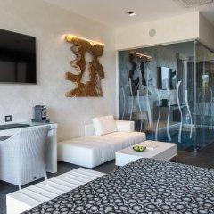 Отель Mas Tapiolas Suites Natura 4* Люкс с различными типами кроватей фото 18