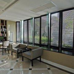 Отель Somerset Park Suanplu Бангкок развлечения