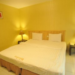 Holiday Hotel Улучшенный номер с различными типами кроватей фото 5