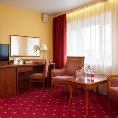 АЗИМУТ Отель Нижний Новгород 4* Стандартный номер с 2 отдельными кроватями фото 4