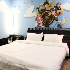 Xiamen Alice Theme Hotel 3* Номер Делюкс фото 39