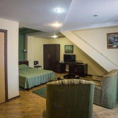 Аибга Отель 3* Улучшенный номер с двуспальной кроватью фото 2