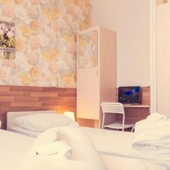 Ахаус-отель на Нахимовском проспекте Улучшенная студия с двуспальной кроватью фото 13